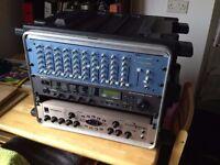 Alesis Multimix 12R - Rack mixer