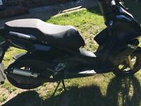 NECO 50cc GPX moped immaculate condition