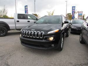 2015 Jeep Cherokee North | ONE OWNER | 4X4 | BLUETOOTH | SAT RAD London Ontario image 3