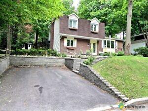 435 000$ - Maison à paliers multiples à vendre à Ste-Julie