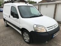 2007 CITROEN BERLINGO 600 HDI X 75 /1.6/DIESEL/DRIVES GREAT/ 1YEAR MOT £1895