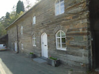 Historic watermill, kiln house and holiday let cottage/investment potential