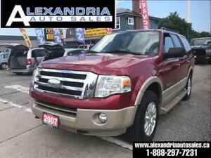 2007 Ford Expedition Eddie Bauer safety included
