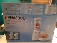 Kenwood Food Processor still in packaging