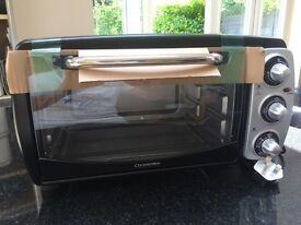 Brand new Cookworks mini oven