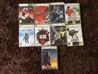 X9 xbox360 Games