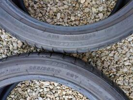 Bridgestone Potenza Run Flat Tyres 255 x 35 x R19 92Y
