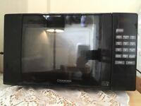 Cookworks Digital Microwave Oven Black