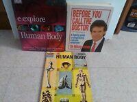 FREE HUMAN BODY BOOKS