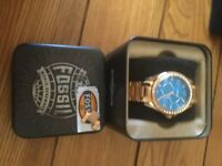 Ladies Fossil Watch