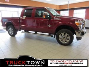 2014 Ford F-350 FULLY LOADED-LOW KMS-LARIAT