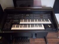 Technics SX-GX7 Organ
