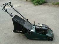 Hayter harrier 48 pro petrol lawnmower good working order