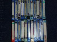 T.V Series of Highlander (on VCR tape recorded of the TV)