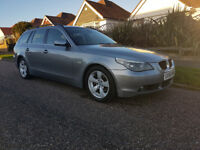 2006 BMW 520d SE Touring Auto 1 Former Owner NEW MOT