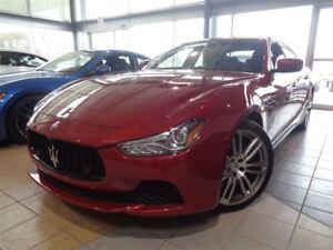 2014 Maserati Ghibli ONLY 39554 KMS! AWD S Q4|NAVI|BACK UP CAM|