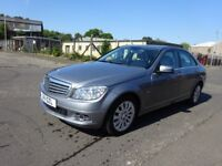 2011 MERCEDES-BENZ 2.1 C200 CDI AUTOMATIC,SERVICE HISTORY,1 OWNER ,FULL LEATHER,DRIVE SPOT ON