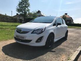 Vauxhall corsa limited edition 16v **LOW MILEAGE**