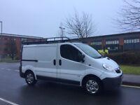 57plate Vauxhall Vivaro 2.0 cdti 6 speed twin sliding doors clean van 12 mth mot