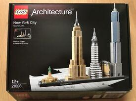 LEGO New York Skyline - Part of the Architecture Range