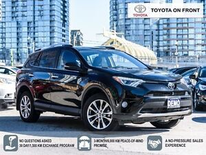 2016 Toyota RAV4 Limited *Executive DEMO*