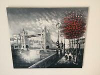 London canvas painting