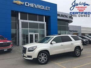 2014 GMC Acadia SLT2 AWD ROOF LEATHER REAR CAMERA!!!