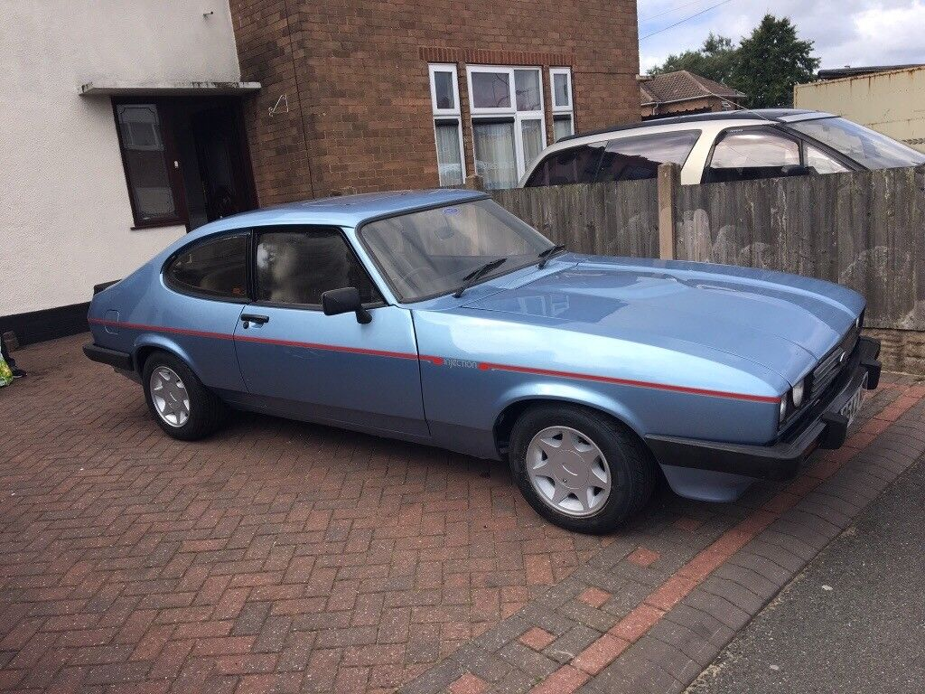 ford capri 2 8 injection special in walsall west midlands gumtree. Black Bedroom Furniture Sets. Home Design Ideas