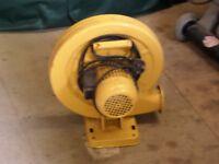 Air Pump For Outdoor Bouncy Castles, etc