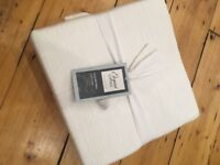 100% Cotton Bed Throw (in packaging)