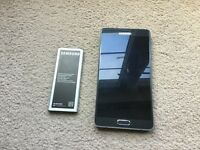 Samsung Galaxy Note 4 32GB - Never Been Used - £160