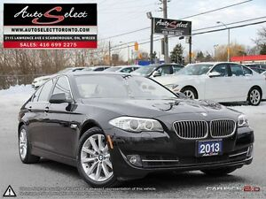 2013 BMW 528i xDrive AWD ONLY 86K! **TECHNOLOGY PKG** CLEAN C...