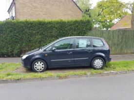 Ford Cmax. MPV. Great family car going cheap. 7 months MOT