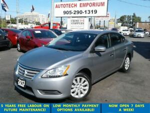 2013 Nissan Sentra Bluetooth/Push Start &GPS*$35/wkly