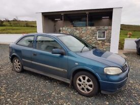 Good running vauxhall for sale