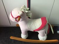 Mamas and papas polyanna rocking horse