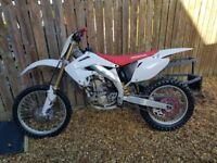 2003 CRF450R