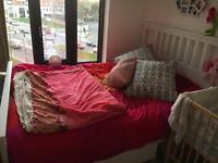 ikea king size bed with matress
