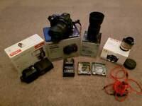 Panasonic G5 mirrorless camera Bundle