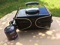 Weber Go Anywhere Gas Portable BBQ - Used Twice, RRP £139