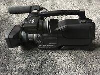 Sony HVR-HD1000E Professional Camera/Camcorder in original box