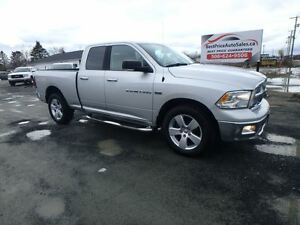 2012 Ram 1500 BIG HORN! 4X4! HEMI! CERTIFIED!