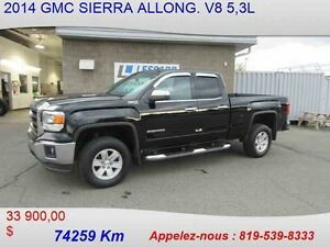 2014 GMC SIERRA ALLONG. Z71