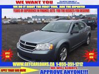 2008 Dodge Avenger SXT*KEYLESS ENTRY*POWER GROUP WITH TRUNK*CLIM