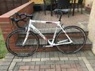 Coyote Big Sur 16speed Fast Road Bike Medium55cm Lightweight Aluminium Shimano Sora Integrated Gears