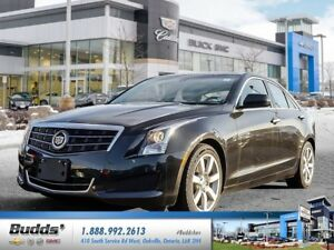 2014 Cadillac ATS 2.5L SAFETY AND RECONDITIONED