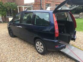 2007. Citroen c8 disabled mpv 70,000 Miles free U.K. Delivery today only