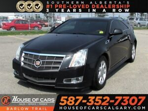 2011 Cadillac CTS Premium / Sunroof / Leather Seats /