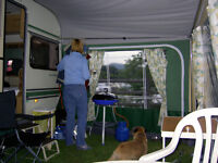 CARAVAN EQUIPMENT- everything you need to start caravanning