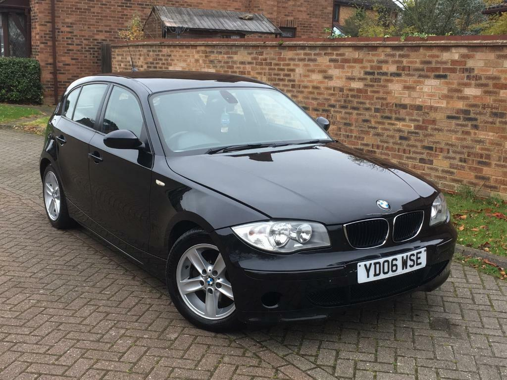 Bmw 120d sport full service history, automatic gearbox